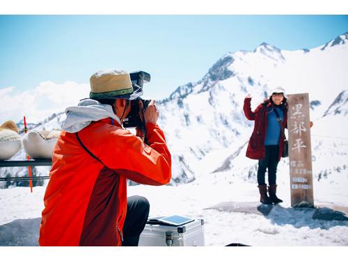 立山黒部アルペンルートの求人情報を見る