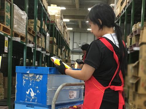 SBSロジコム株式会社 野田吉春物流センター支店の求人情報を見る