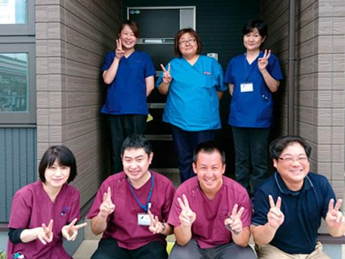 鶴ヶ島訪問看護ステーションピアラボの求人情報を見る