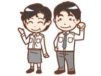 ☆Wワーク・シニア層に人気の早朝スタッフ♪☆