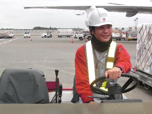 成田空港で仕事が出来るチャンスです!
