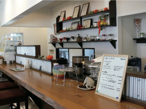 Cafe cocona(心奏)の求人情報を見る