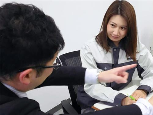 従業員定着率96.9%!!(2015年度)