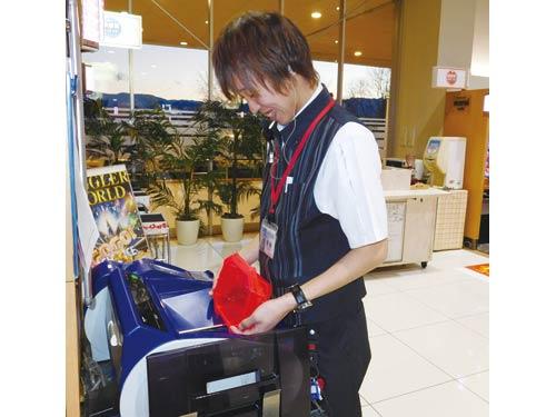 マルイ 上田店の求人情報を見る
