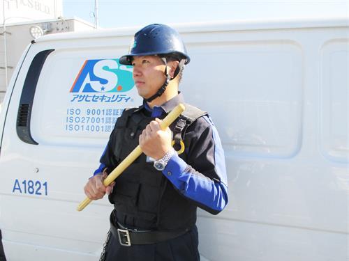 (株)アサヒセキュリティ 新潟オフィスの求人情報を見る