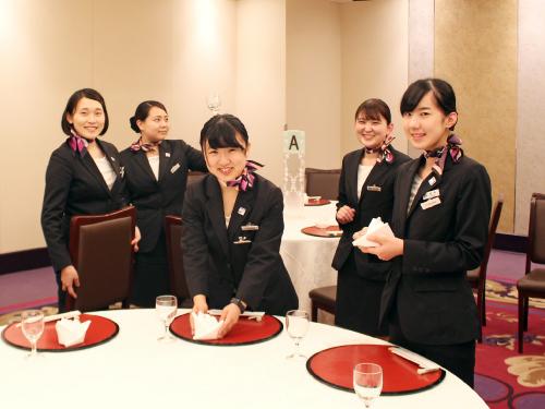 ホテル メトロポリタン高崎の求人情報を見る