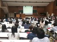 新潟大学の学生さんの対応をするお仕事です!!