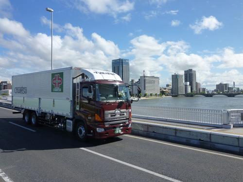 中越運送株式会社 新潟支社仙台物流センターの求人情報を見る