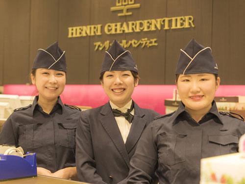 株式会社シュゼット HC難波高島屋店の求人情報を見る