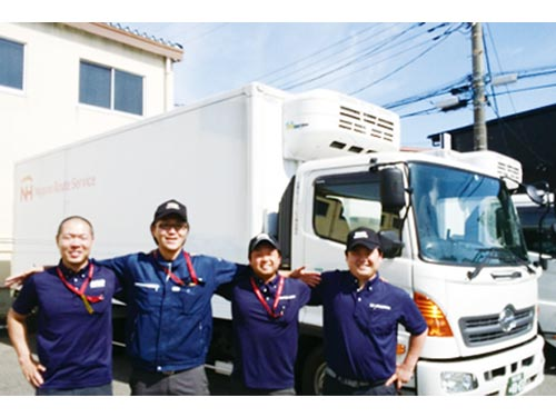 日本ルートサービス㈱熊谷事業所の求人情報を見る