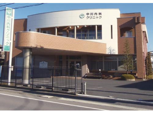 (医)医心会 中川内科クリニックの求人情報を見る