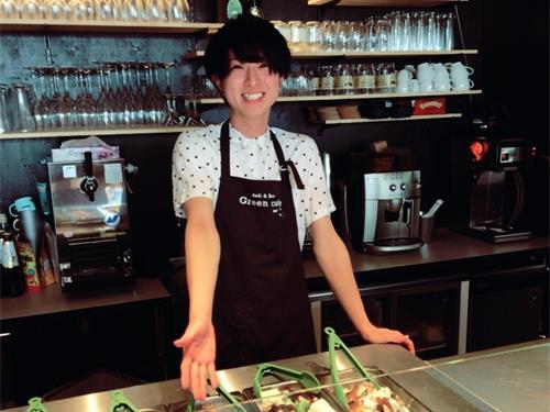 deli&bar Green cafeの求人情報を見る