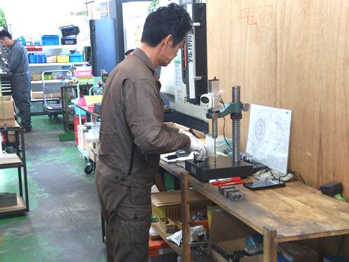 志賀製作所 松川工場の求人情報を見る