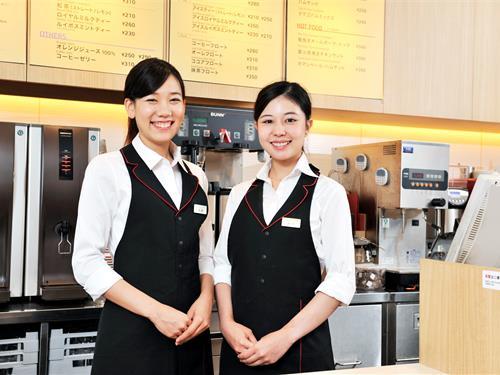 カフェ・ベローチェ南藤沢店の求人情報を見る