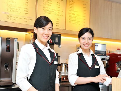 カフェ・ベローチェ京都駅前店の求人情報を見る