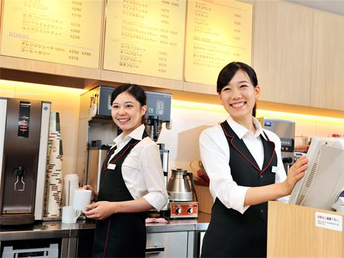 カフェ・ベローチェ横浜駅西口店の求人情報を見る