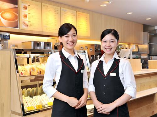 カフェ・ベローチェ仙台一番町店の求人情報を見る