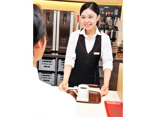 カフェ・ベローチェ新横浜店の求人情報を見る