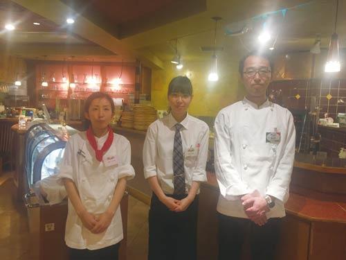 ピッツェリア 長野篠ノ井バイパス店の求人情報を見る