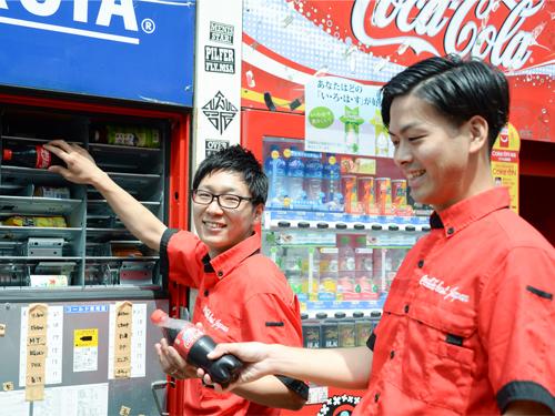 コカ・コーライーストジャパン株式会社 六日町セールスセンターの求人情報を見る