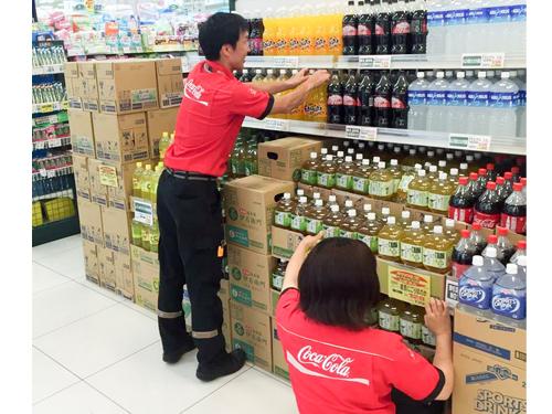 コカ・コーライーストジャパン株式会社 仙台セールスセンターの求人情報を見る