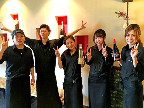 CAFE&DINNING JYOJYO 太田店の求人情報を見る