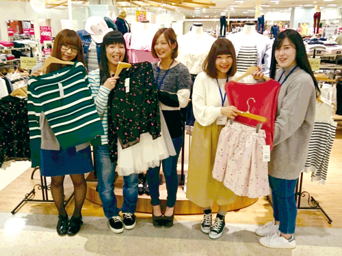 ハニーズ 札幌西岡店の求人情報を見る