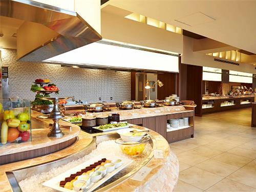日本三景松島の一番高台に立地するリゾートホテル