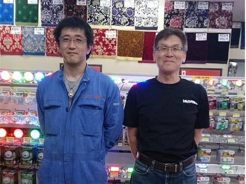 トラックアート歌麿 埼玉店の求人情報を見る