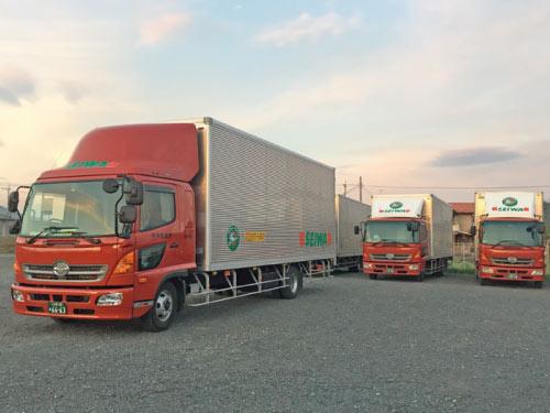 株式会社青和運輸 栃木営業所の求人情報を見る