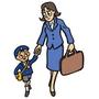 ◆子育てと両立して、活躍している先輩スタッフ♪◆