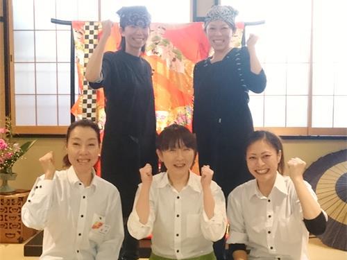 和食遊処 椿家(つばきや)川原店の求人情報を見る