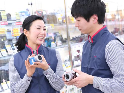 カメラのキタムラ いなべ・イオン大安店_7349の求人情報を見る