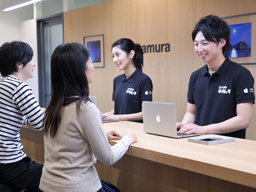 アップル製品サービス 横浜・青葉台東急スクエア店_7964の求人情報を見る