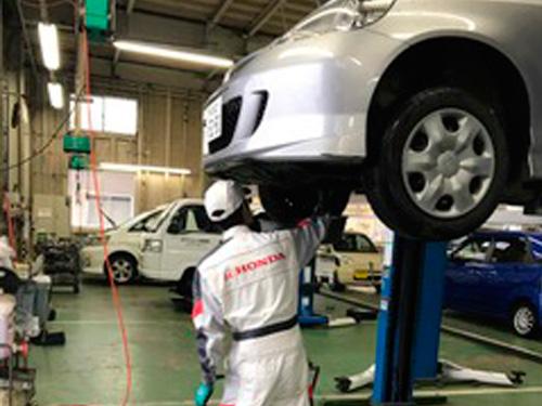 株式会社 土田自動車の求人情報を見る