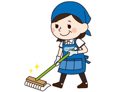 ヒュウマップクリーンサービス ダイナム香川丸亀店の求人情報を見る
