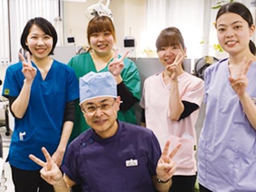 やしろ歯科医院の求人情報を見る