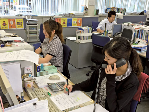 ヌマカン株式会社 神奈川支店の求人情報を見る