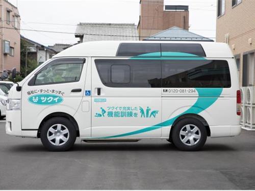 ツクイ静岡の求人情報を見る