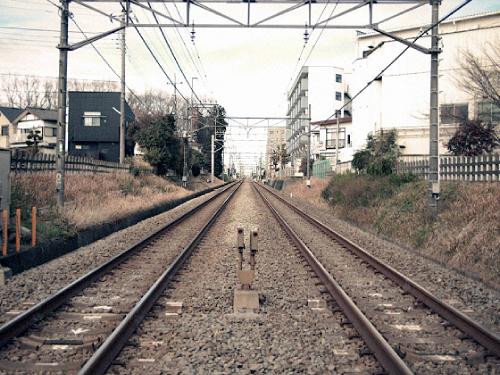 ―≪今日も鉄道の安全を支えています≫―