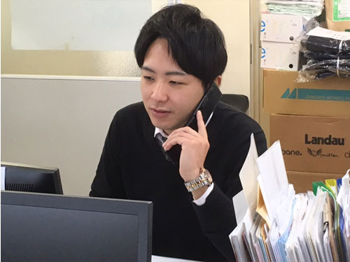 株式会社レンティック中部 伊勢原事業所の求人情報を見る
