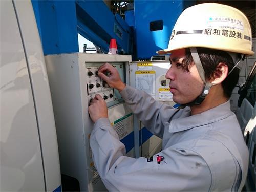 昭和電設 株式会社の求人情報を見る