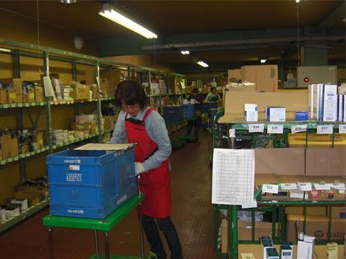 生活協同組合CO・OPとやま 小杉商品センターの求人情報を見る