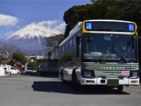 富士急静岡バスの魅力とは★★★