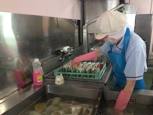 シダックスフードサービス株式会社 1700_中津川市民病院の求人情報を見る