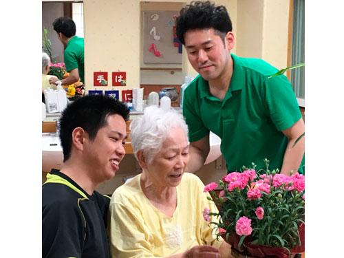 社会福祉法人 江戸川豊生会 特別養護老人ホーム 第二みどりの郷の求人情報を見る