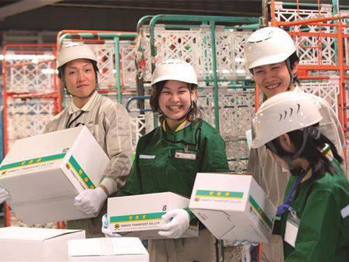 ヤマト運輸(株)長野主管支店の求人情報を見る