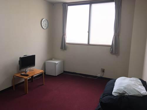*個室寮がこちらになります*