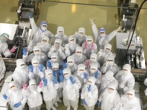 株式会社パルライン 板倉食品加工センターの求人情報を見る