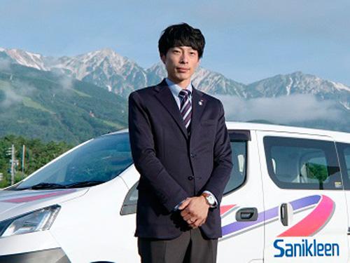 株式会社サニクリーン甲信越ユニフォームサービス新潟営業所の求人情報を見る